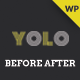 Yolo Before After - Multipurpose Before After Image Slider for WordPress