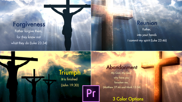 Good Friday Opener – Premiere Pro