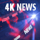 4K News Broadcast Pack - VideoHive Item for Sale
