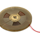 Reel of vintage audio tape on white background - PhotoDune Item for Sale