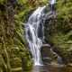 Blurred water of waterfall of Kamienczyk river in Poland - PhotoDune Item for Sale
