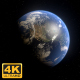 Rotating Earth - 4K - VideoHive Item for Sale
