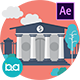 Banking and Finance - Flat Animation - VideoHive Item for Sale