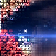 Digital Particles Transitions - VideoHive Item for Sale