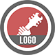 Short Industrial Metal Logo