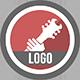 Short Industrial Metal Logo