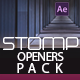 Stomp Openers Pack - VideoHive Item for Sale