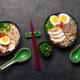 Asian noodle ramen soup - PhotoDune Item for Sale