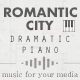 Advertising Background Dramatic Piano Orchestra