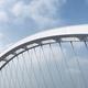 modern suspension bridge closeup - PhotoDune Item for Sale