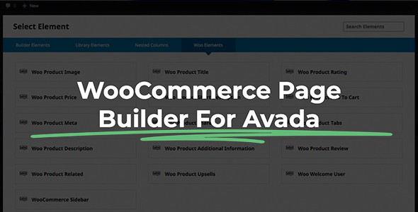 WooCommerce Page Builder - 24