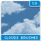 Clouds Brushes 1.0 - GraphicRiver Item for Sale