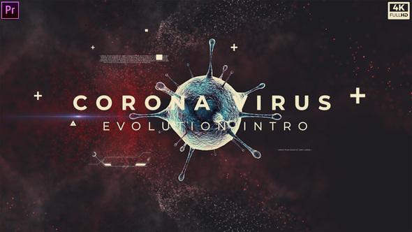 Corona Virus Evolution Intro