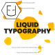 Fresh Liquid Typography - VideoHive Item for Sale