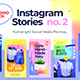 Instagram Stories Promos no. 2 - VideoHive Item for Sale