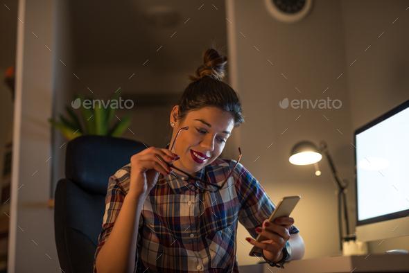 Female executive - Stock Photo - Images