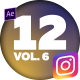 12 Instagram Stories Vol. 6 - VideoHive Item for Sale