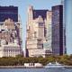 Manhattan waterfront diverse architecture, New York City, - PhotoDune Item for Sale
