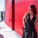 Attractive girl in a black dress in LA - PhotoDune Item for Sale