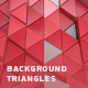 Background Triangles - VideoHive Item for Sale