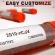Blood Bottle Test Mock-up - VideoHive Item for Sale