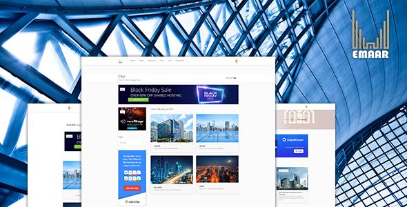 Emaar – Real Estate Agency Directory System
