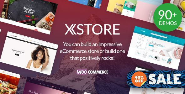 Great XStore | Responsive Multi-Purpose WooCommerce WordPress Theme
