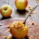 Stuffed, baked apple - PhotoDune Item for Sale