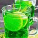 Lemonade Tarragon in goblets on board - PhotoDune Item for Sale