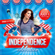 Independence Day Party Poster - GraphicRiver Item for Sale