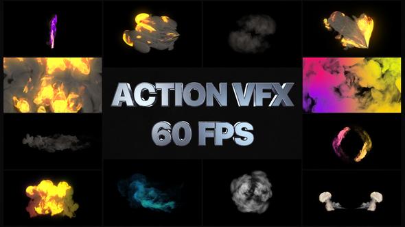 VFX Elements | Premiere Pro MOGRT