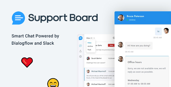 Chat - Support Board - PHP Chat Plugin