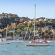 Yachts off Russell in New Zealand - PhotoDune Item for Sale