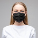 Young woman is wearing medical face mask - PhotoDune Item for Sale