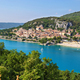 Beautiful view of St.Croix lake in Verdon, Provence, France - PhotoDune Item for Sale