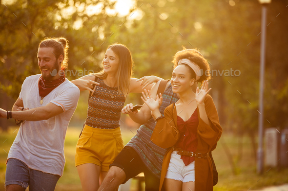 Let the party started - Stock Photo - Images