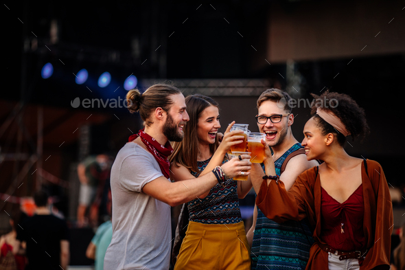 To the best summer ever! - Stock Photo - Images