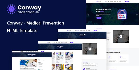 Conway - Coronavirus Medical Prevention Template