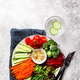 Salad Vegetables.Food or Healthy diet concept - PhotoDune Item for Sale