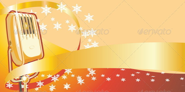 Greeting Card - Backgrounds Decorative