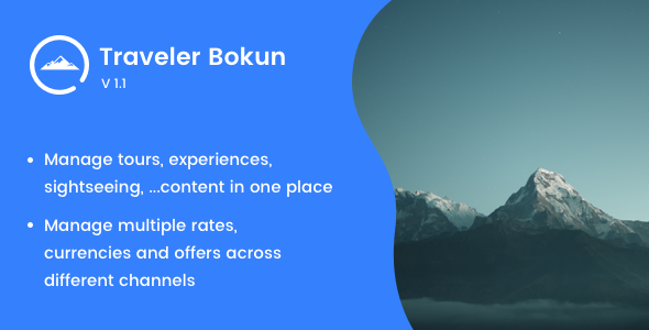 Traveler Bokun (Add-on)