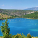 Panoramic view of St.Croix lake in Verdon, Provence, France - PhotoDune Item for Sale