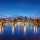 The skyline of Frankfurt - PhotoDune Item for Sale