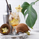 Tropical cocktail with carambola - PhotoDune Item for Sale
