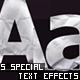 5 Special Text & Effects styles - GraphicRiver Item for Sale