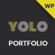 Yolo Portfolio - Advance Portfolio Gallery for Elementor Page Builder WordPress