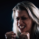 Rage – Portrait of an Angry Woman - PhotoDune Item for Sale