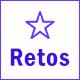 Retos - Bootstrap 4x Mobile HTML Template
