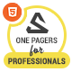 The Character - One Pager Templates for Professionals in HTML 5