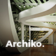 Archiko. - Architecture Onepage HTML Template
